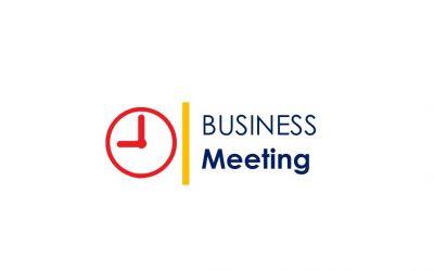 BUSINESS MEETING 10.11.2020 godz. 9.00