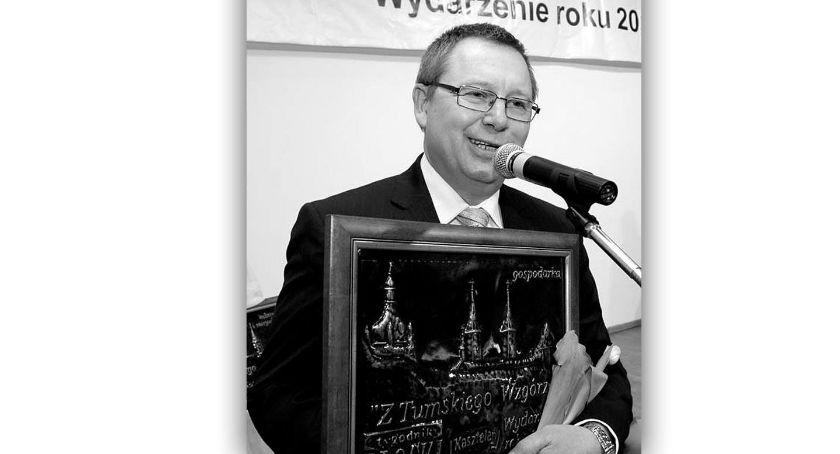Zmarł Krzysztof Chojnacki Prezes PSS Społem Zgoda w Płocku