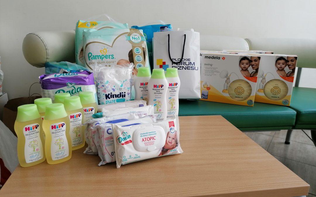 Dzień Dziecka w Szpitalu św. Trójcy w Płocku