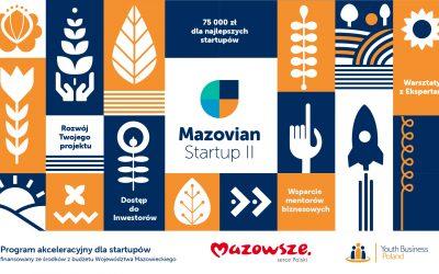 MAZOVIAN STARTUP – zdobądź 50 000 zł na rozwój Twojego pomysłu!